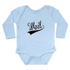 Weil, Retro, Body Suit