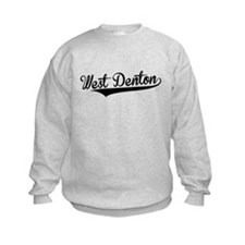 West Denton, Retro, Sweatshirt