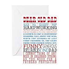 Unique Dad's day Greeting Card