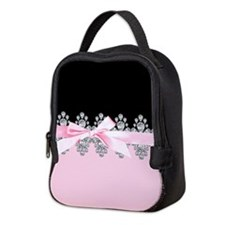 Diamond Delilah Neoprene Lunch Bag