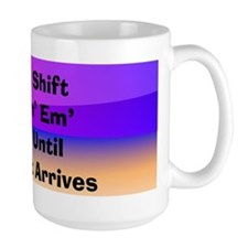 Night Shift Mugs