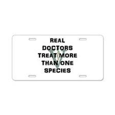Real Doctors Treat More Than One Species Aluminum