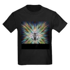 Disc Golf Basket Silhouette T-Shirt