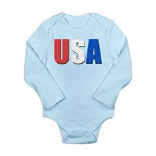 USA Body Suit