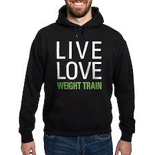 Weight Train Hoodie