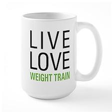 Weight Train Mug