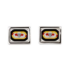 75th Ranger Airborne Rectangular Cufflinks