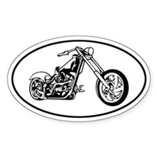 Chopper Decal
