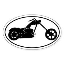 Chopper Silo Decal