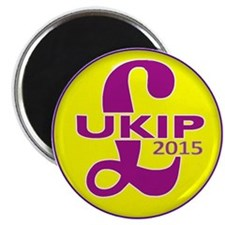 UKIP 2015 Magnet