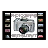 ...Photography Enthusiast... Postcards (Package of