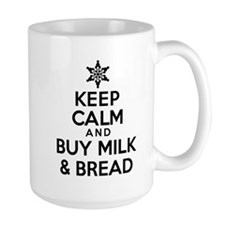 Keep Calm Milk Bread Mugs