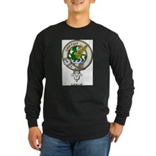 Leslie Clan Badge Long Sleeve T-Shirt