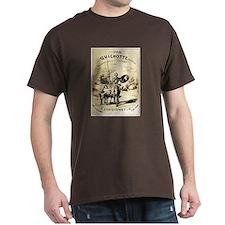 Illustrated Don Quixote T-Shirt