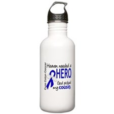 Colon Cancer HeavenNee Water Bottle