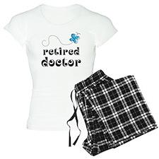 Retired Doctor Pajamas