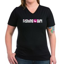 Fishing Girl Shirt