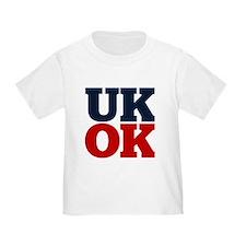 UK? OK!! T