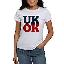 UK? OK!! Tee