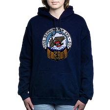 USS BENNINGTON Women's Hooded Sweatshirt