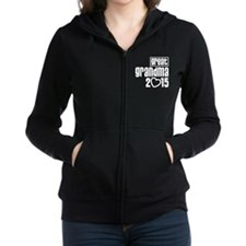 Great Grandma 2015 Women's Zip Hoodie