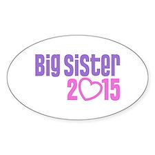 Big Sister 2015 Decal