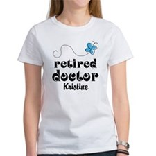 Retired Doctor personalized T-Shirt