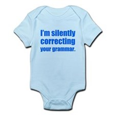 Correcting Your Grammar Body Suit