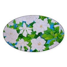 Gardenias Decal