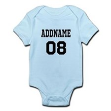 Custom Sports Theme Infant Bodysuit