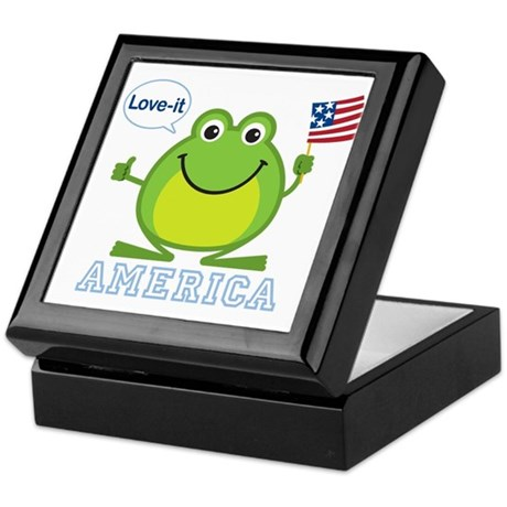 America, Love-it: Keepsake Box