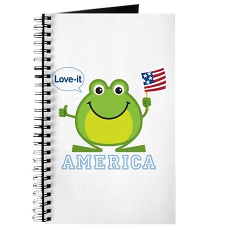 America, Love-it: Journal