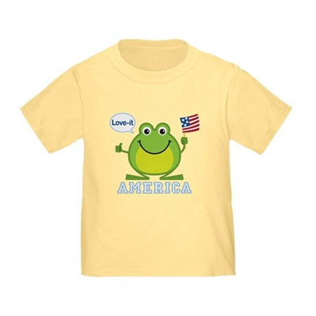 America, Love-it: Toddler T-Shirt