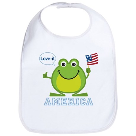 America, Love-it: Bib