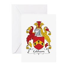 Cobham Greeting Cards (Pk of 10)