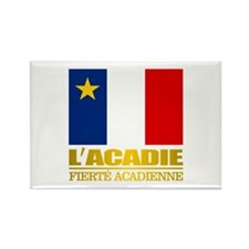 Acadian Flag Magnets