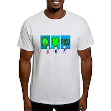 peace love picu KIDS T-Shirt