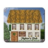 Maher's Irish Pub Mousepad