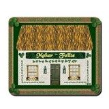Maher's Irish Cottage Mousepad