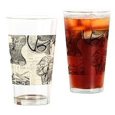 Anatomy Drinking Glass