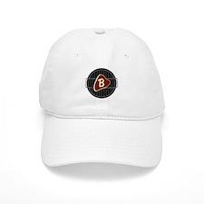 MONOGRAM BBQ Grill Baseball Baseball Cap