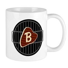 MONOGRAM BBQ Grill Mugs