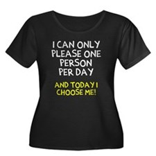 Today Its Me Plus Size T-Shirt