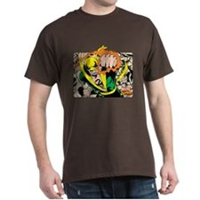 Retro Marvel Iron Fist T-Shirt