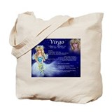 Goddess Virgo Tote Bag