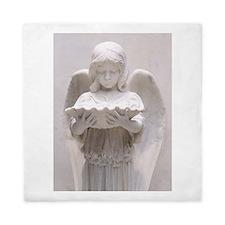 Solemn Angel Queen Duvet