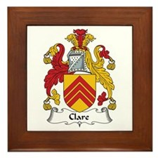Clare Framed Tile