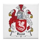 Brent Tile Coaster