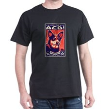 Cute Australian cattle dog christmas T-Shirt