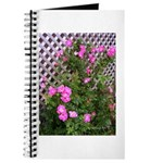 Roses and Trellis Journal